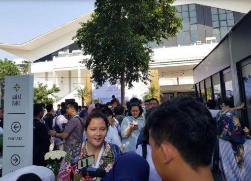 インドネシア:Jokowi大統領、ジャカルタにハラルパーク落成