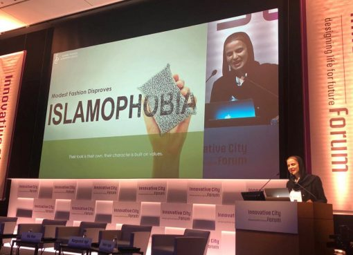 日本:Innovative City Forum 2019イスラムモデストファッションイベントレポート