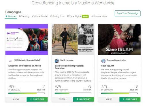 アメリカ:イスラム系クラウドファンディング、10万ドル寄付