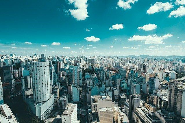 都市部の写真