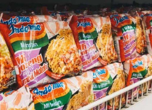 インドネシア: Indofood社、アフリカ中東向けOEM即席麺会社買収を検討